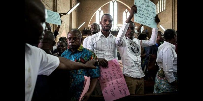 Photo de RDC: L'Église promet de maintenir la pression sur Kabila