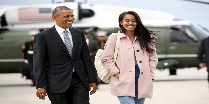 Photo de Malia Obama: Découvrez les images de son rendez-vous amoureux (photo)