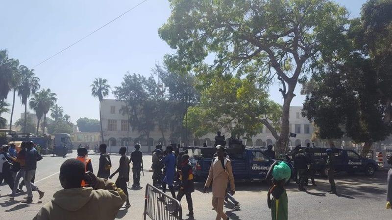 Photo de Sénégal/Mort de Fallou : des violences enregistrées à Guet Ndar, plusieurs blessés…Vidéo