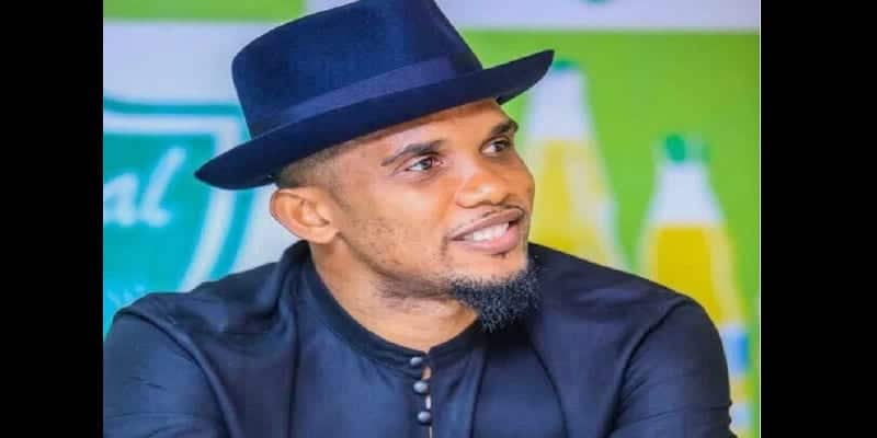 Photo de Cameroun: Samuel Eto'o réagit aux accusations de blanchiment de la peau