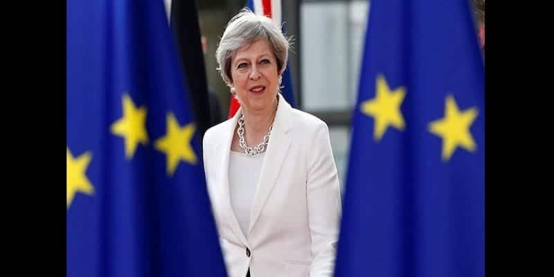 Photo de Grande-Bretagne: Theresa May nomme une secrétaire d'État chargée des personnes isolées