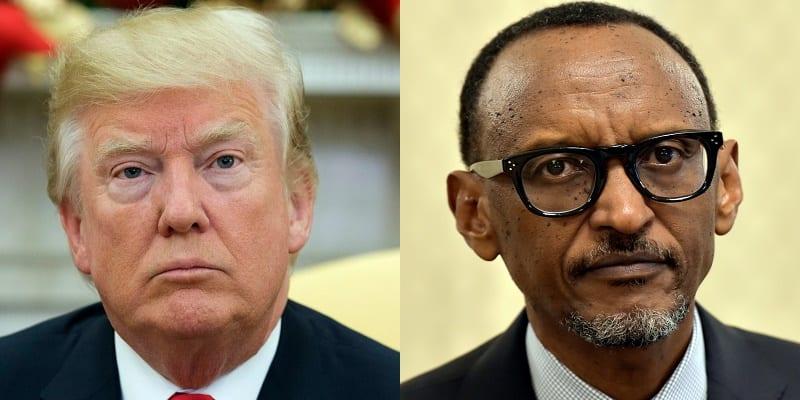 Photo de Forum économique de Davos: Donald Trump va rencontrer Paul Kagame