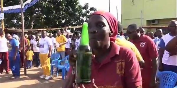 Photo de Congo: Retour sur l'église fondée sur la consommation de la bière (vidéo)