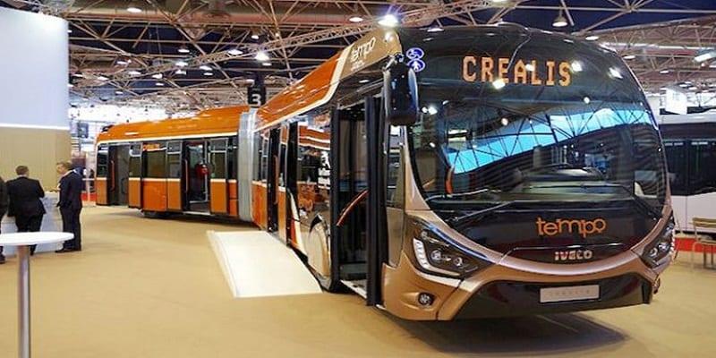 Photo de Sotra: La compagnie reçoit bientôt 50 bus alimentés au Gaz naturel