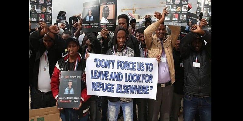 Photo de Israël: Le gouvernement ordonne aux migrants africains de quitter le territoire