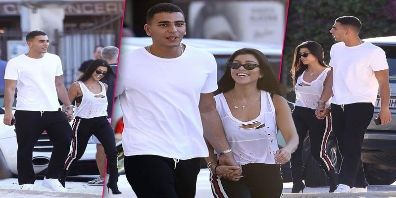Photo de USA: Quand Younes Bendjim file le grand amour avec Kourtney Kardashian