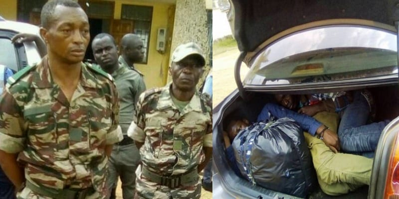Photo de Cameroun: deux militaires mis aux arrêts dans un barrage