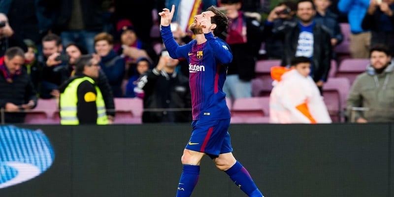 Photo de FC Barcelone: Messi s'offre un nouveau record en Liga