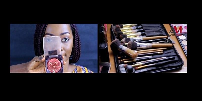Photo de Beauté: mesdames, voici 9 étapes simples pour réaliser un maquillage (Vidéo)