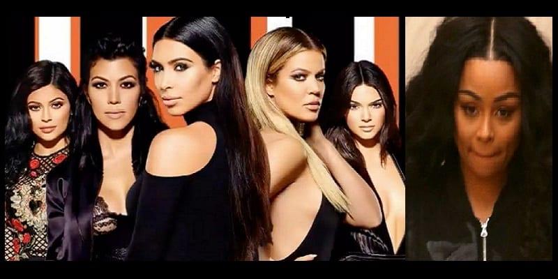 Photo de Téléréalité: Nouvelles accusations de Blac Chyna contre le Clan Kardashian