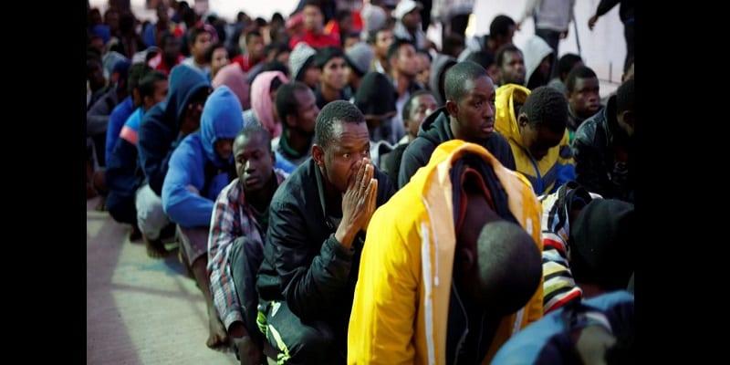 Photo de Union Africaine: Environ 13000 migrants rapatriés de la Libye