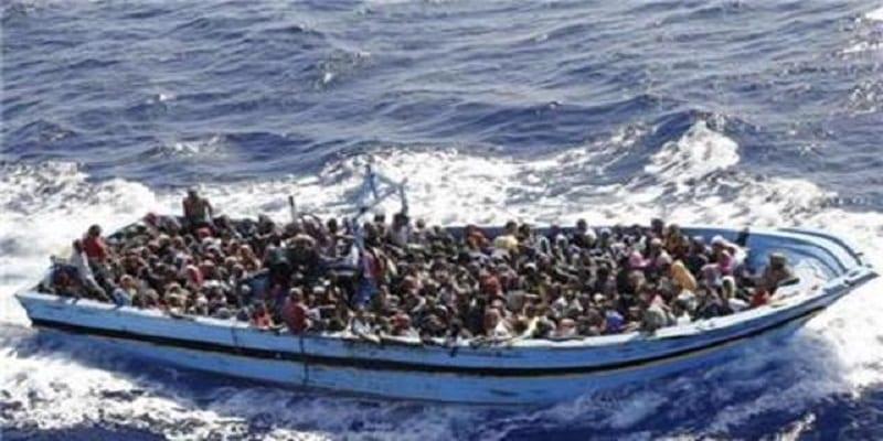 Photo de Tunisie : 80 migrants portés disparus après un naufrage