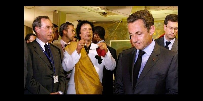 Photo de Affaire Kadhafi : Un proche de Nicolas Sarkozy arrêté à l'aéroport de Londres