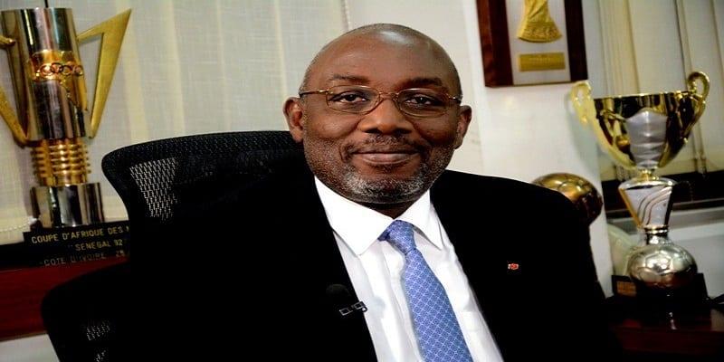 Photo de Côte d'Ivoire/Crise à la FIF: L'Africa Sport soutien Sidy Diallo