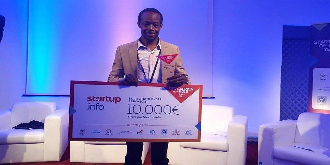 Photo de Inspiration: Voici la meilleure startup africaine de l'année