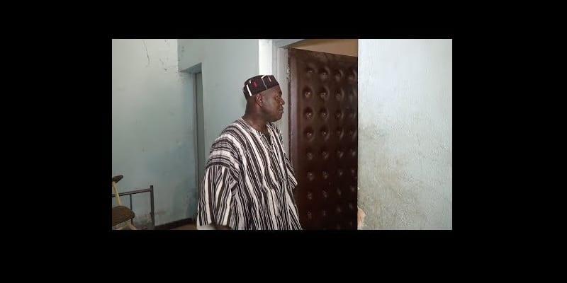 Photo de Vidéo: Alouna Traoré revient sur l'assassinat de Thomas Sankara