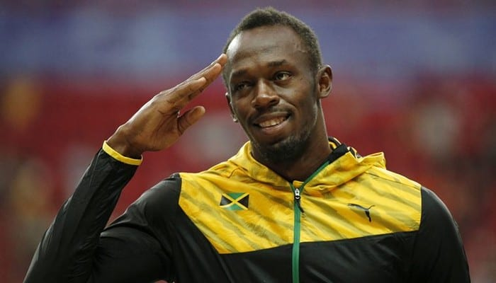 Bolt Goodbye Athletics