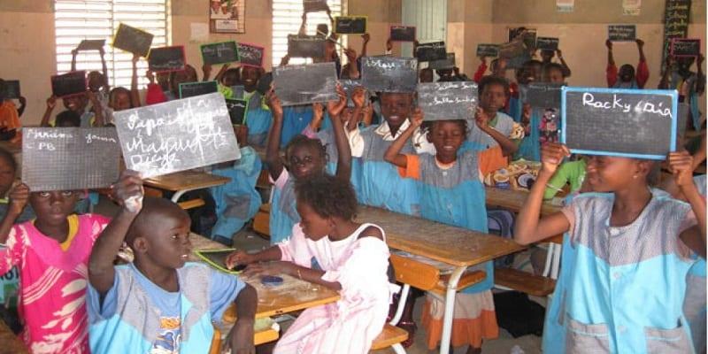Photo de Sénégal: Les syndicats d'enseignants en grève pour trois jours