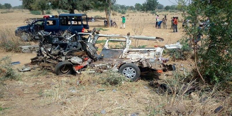 Photo de Nigeria: 22 élèves d'une école meurent dans un accident de la circulation