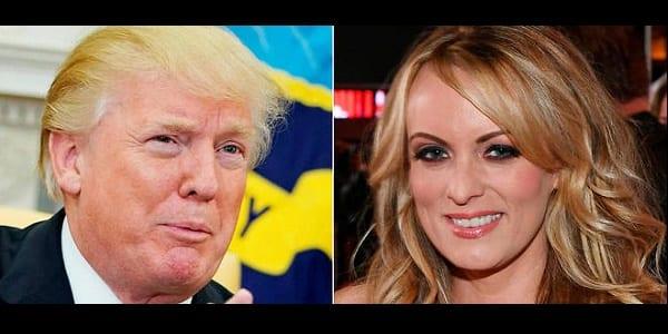 Photo de USA: L'actrice pornographique Stormy Daniels menace de tout déballer au sujet de sa supposée relation avec Donald Trump