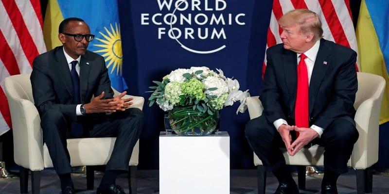 Photo de Afrique: Ce que l'Union Africaine avait prévu dire à Trump