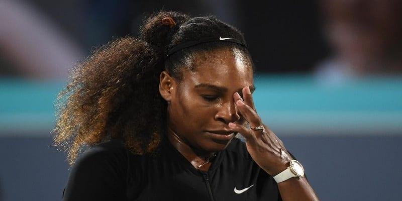 Photo de Tennis: Serena Williams explique avoir risqué le pire pendant son accouchement