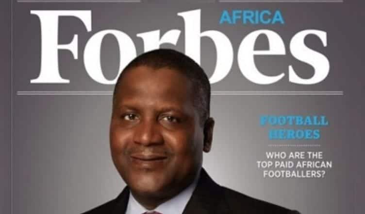 Photo de Afrique: Le nombre de milliardaires sur le continent ne cesse de croître!