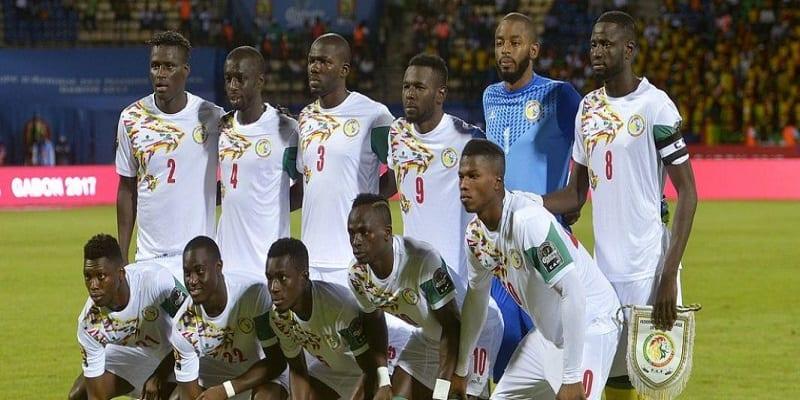 Photo de Sénégal: L'équipe nationale de foot a un nouvel équipementier