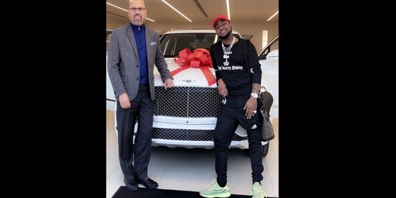 Photo de Davido: Découvrez en photos son nouveau Bentley Bentayga 2018 valant 200 000 $