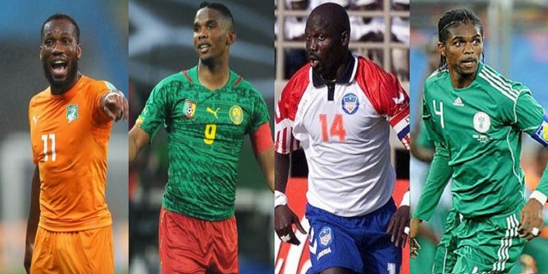 Photo de Football: Top 10 des plus grands attaquants africains de l'histoire