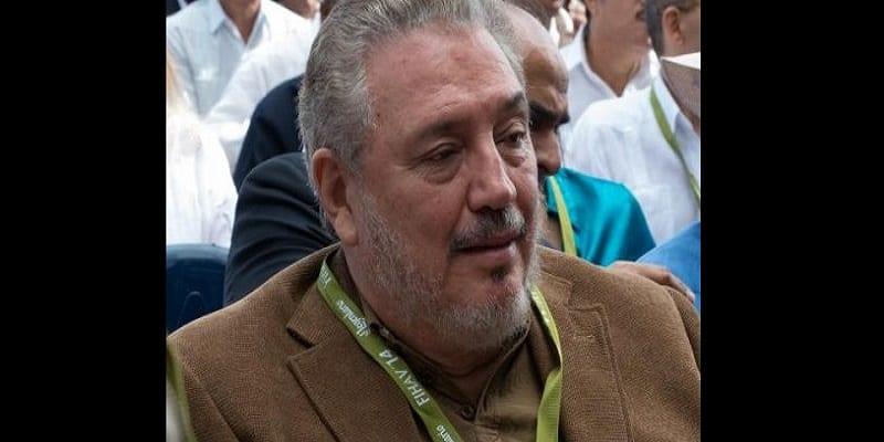 Photo de Cuba: Le fils aîné de Fidel Castro, Fidelito, s'est suicidé