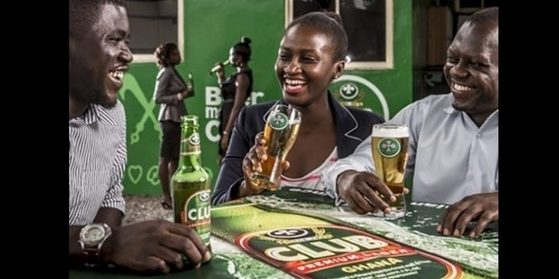 Photo de Ghana: L'association des ivrognes représentera le pays au festival allemand de la bière