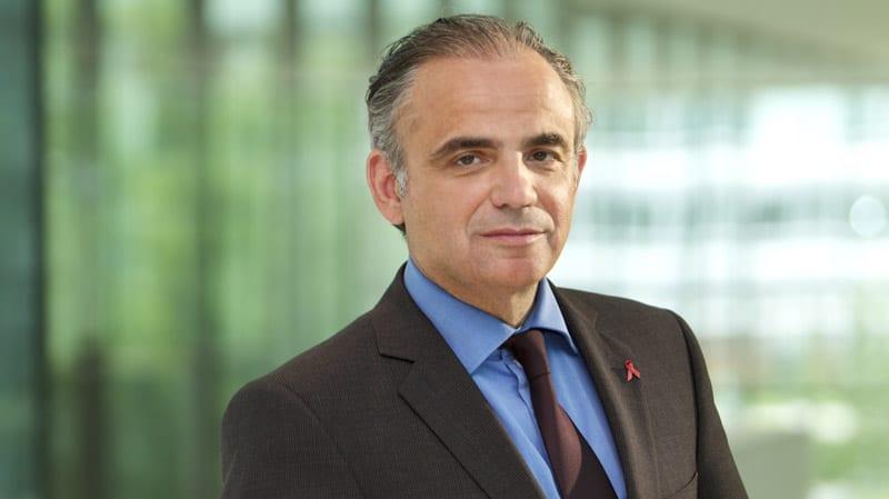 Photo de Santé : Le directeur adjoint d'ONUSIDA annonce son départ!
