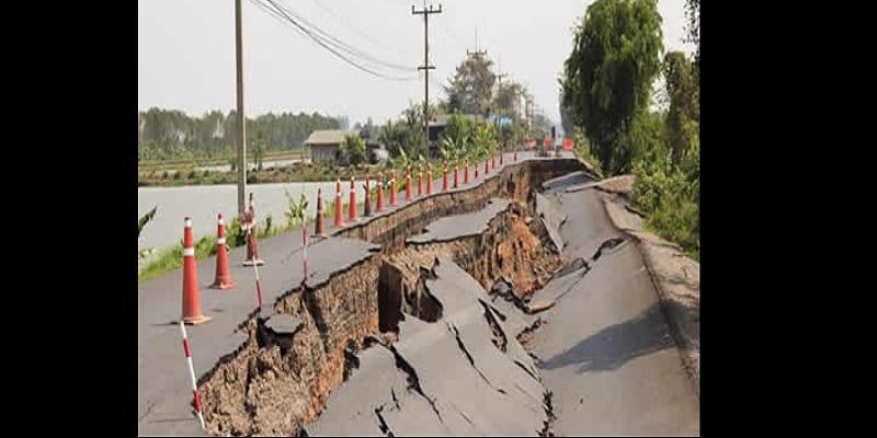 Photo de Un séisme de magnitude 7,5 frappe la Papouasie-Nouvelle-Guinée