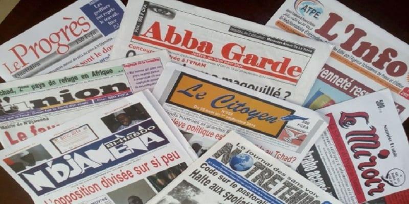 Photo de Tchad: Une journée sans presse dans le pays