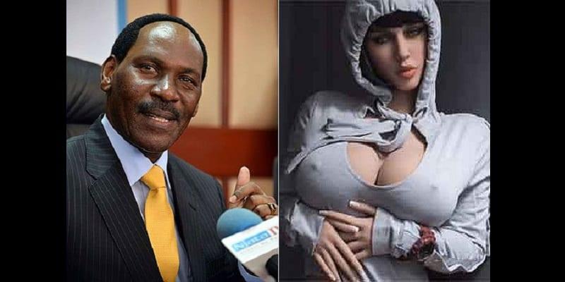 Photo de Kenya: La publicité de la poupée sexuelle Samantha interdite