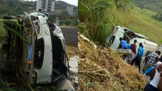 Photo de Côte d'Ivoire/ Drame :Douleurs et consternation après l'accident d'un bus scolaire