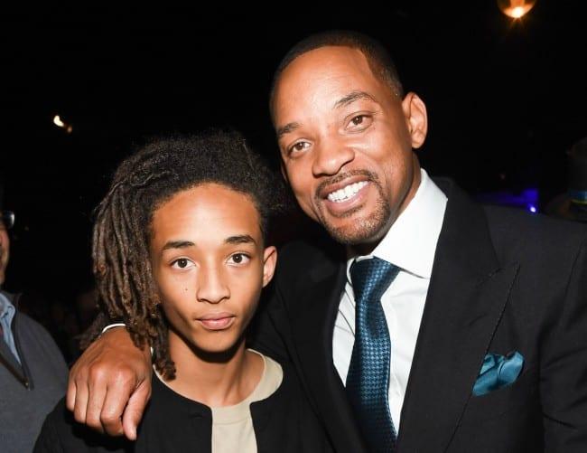 Photo de People: Will Smith rend hommage à son fils de manière hilarante!