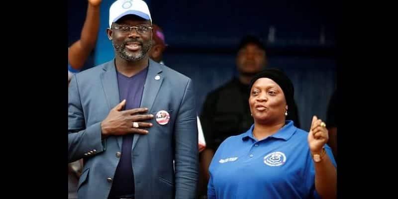 Photo de Liberia : surprenante révélation sur George Weah et sa vice présidente