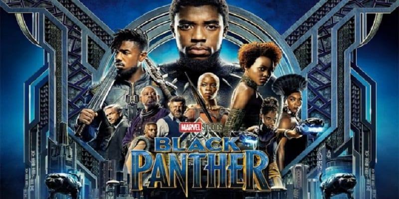 Photo de Cinéma: Marvel honore les africains à travers Black Panther