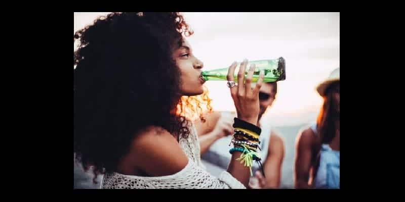 Photo de Confidence: Ma copine est alcoolique, je ne sais plus quoi faire!