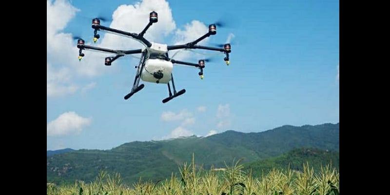 Photo de Cameroun: présentation des premiers drones made in Cameroun (photo)