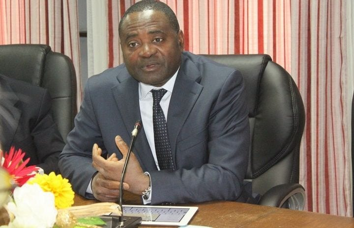 Photo de Avant la Présidentielle du 31 octobre/ Gnamien Konan demande pardon à Alassane Ouattara