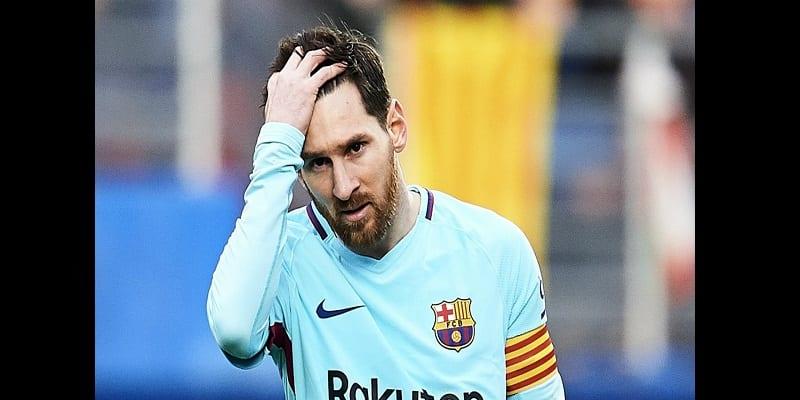 Photo de Coupe Du Monde 2018 : Messi obligé à faire un contrôle antidopage