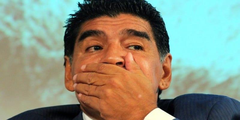 Photo de Les Etats-Unis refusent d'accorder un visa à Maradona. La Raison