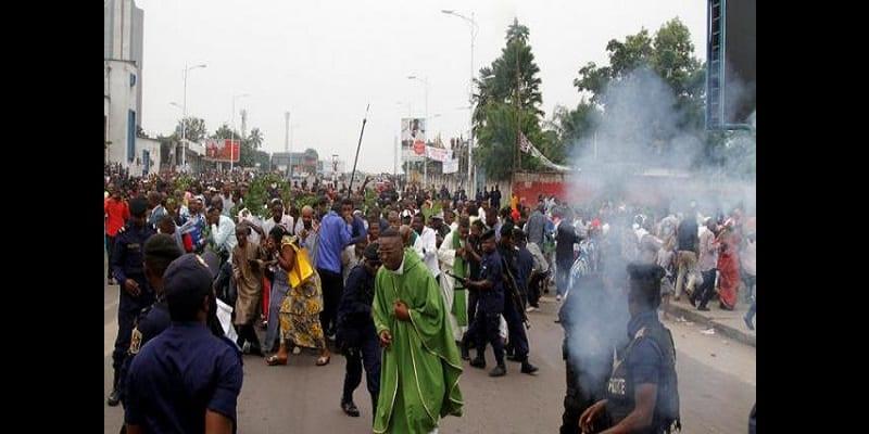 Photo de RDC: Un manifestant tué lors de la marche anti-Kabila