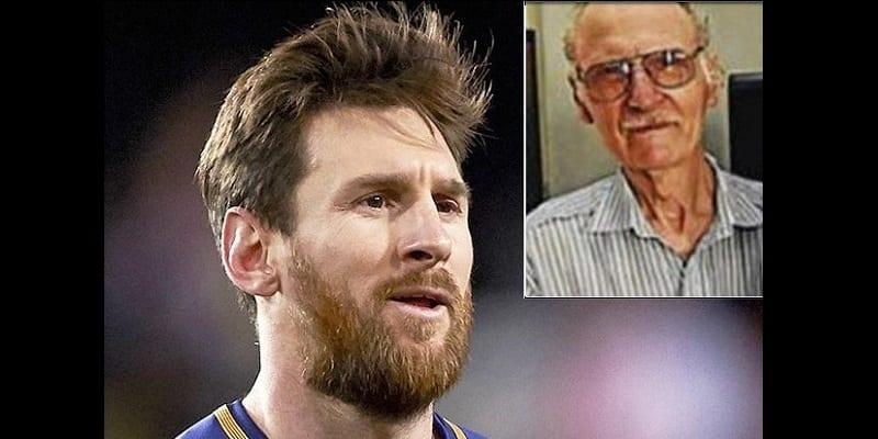 Photo de Barcelone: Lionel Messi frappé par le deuil d'un proche