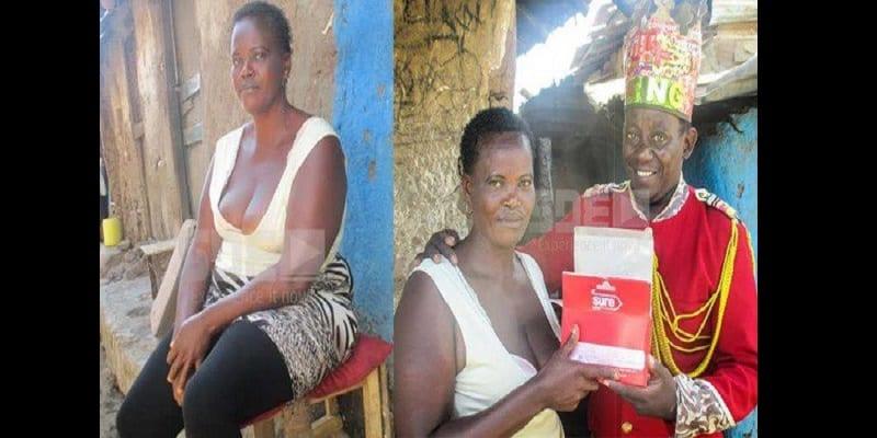 Photo de Kenya: Après 23 ans de carrière, une prostituée reçoit un cadeau particulier pour sa retraite