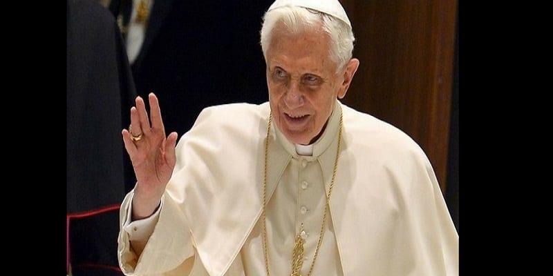 Photo de Religion: L'ancien pape, Benoît XVI, dit se préparer à la mort