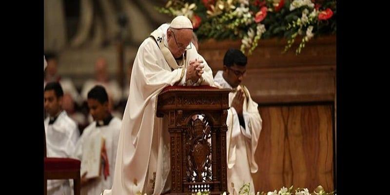 Photo de Le pape François convoque une journée de prière pour la RDC et le Soudan du Sud